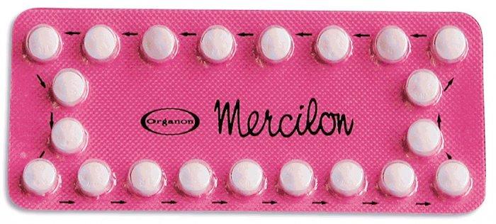 pildoras anticonceptivas mercilon microdiol